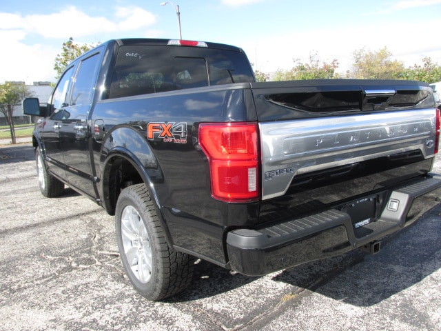 2018 F-150 SuperCrew Cab 4x4,  Pickup #1893 - photo 2