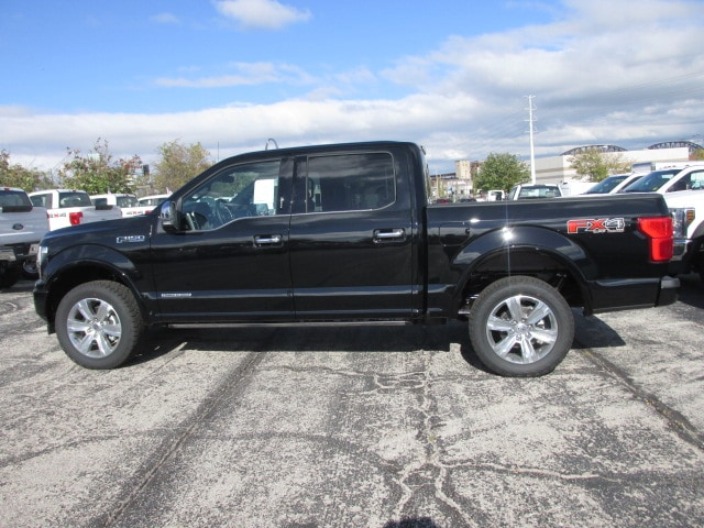 2018 F-150 SuperCrew Cab 4x4,  Pickup #1893 - photo 9