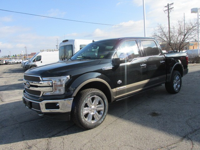 2018 F-150 SuperCrew Cab 4x4,  Pickup #1915 - photo 3