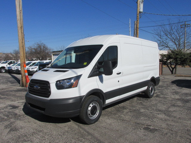 2018 Transit 250 Med Roof 4x2,  Empty Cargo Van #2173 - photo 3