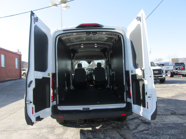 2018 Transit 250 Med Roof 4x2,  Empty Cargo Van #2173 - photo 2
