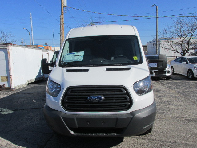 2018 Transit 250 Med Roof 4x2,  Empty Cargo Van #2173 - photo 4