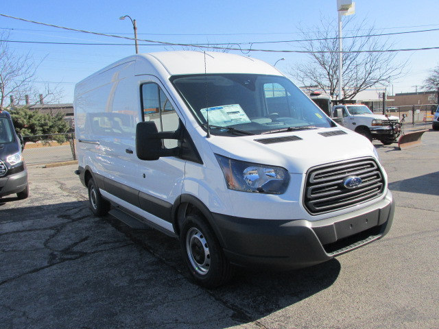 2018 Transit 250 Med Roof 4x2,  Empty Cargo Van #2173 - photo 5