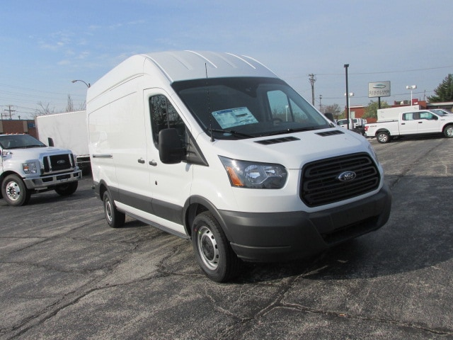 2018 Transit 250 High Roof 4x2,  Empty Cargo Van #2182 - photo 4