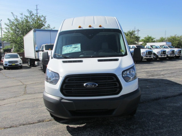 2018 Transit 350 HD High Roof DRW 4x2,  Empty Cargo Van #2195 - photo 3