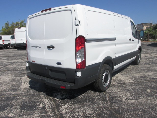 2018 Transit 150 Low Roof 4x2,  Empty Cargo Van #2201 - photo 8