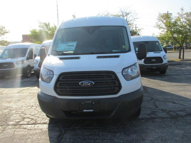 2018 Transit 150 Med Roof 4x2,  Empty Cargo Van #2203 - photo 3