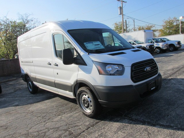2018 Transit 150 Med Roof 4x2,  Empty Cargo Van #2203 - photo 4