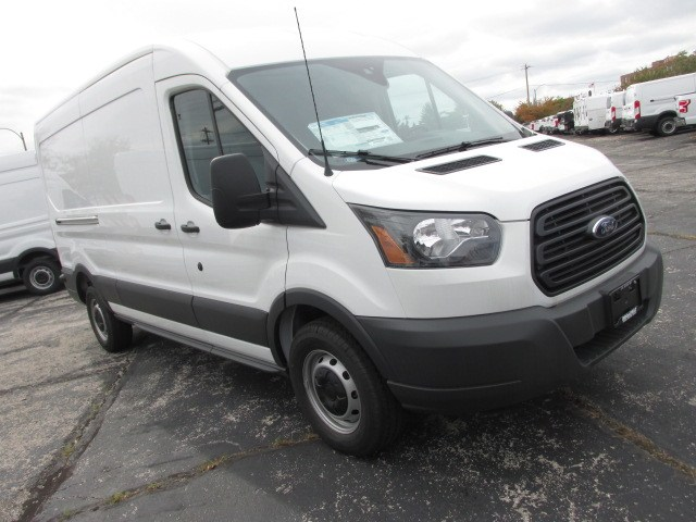 2018 Transit 250 Med Roof 4x2,  Empty Cargo Van #2212 - photo 4
