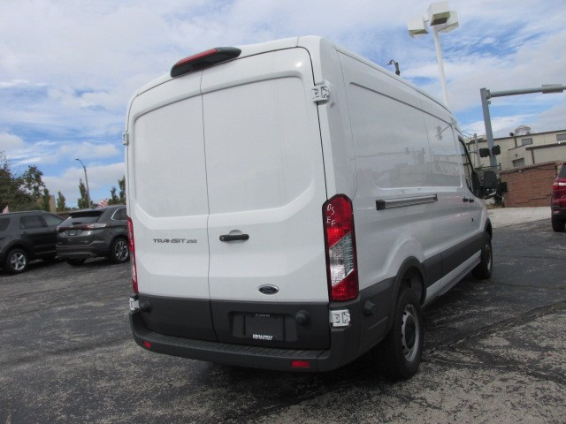 2018 Transit 250 Med Roof 4x2,  Empty Cargo Van #2212 - photo 6