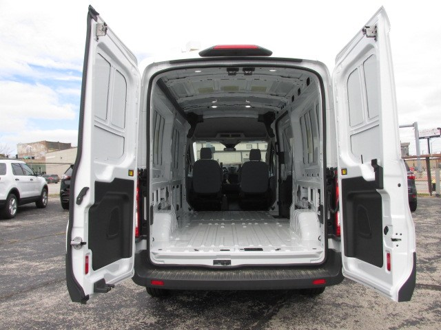 2018 Transit 250 Med Roof 4x2,  Empty Cargo Van #2212 - photo 2