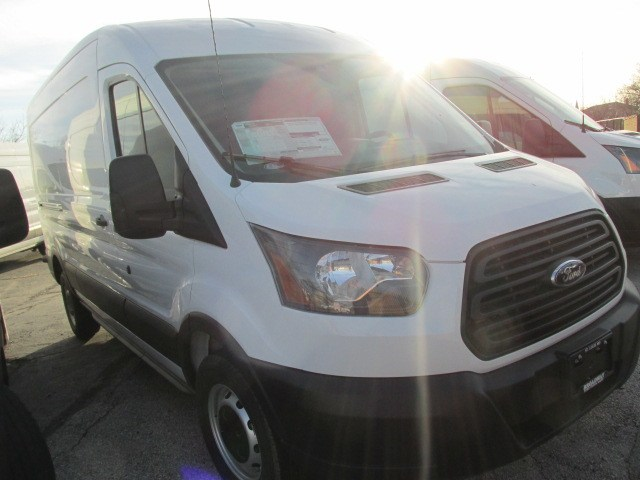 2019 Transit 250 Med Roof 4x2,  Empty Cargo Van #2223 - photo 4