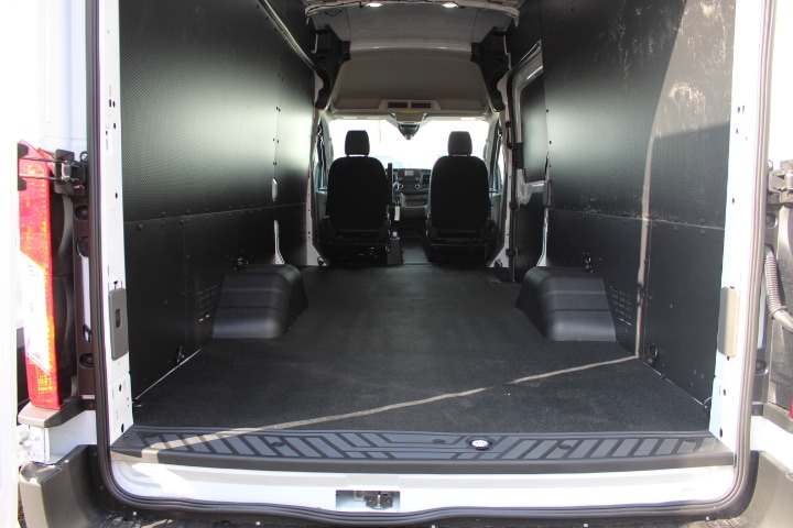2020 Ford Transit 350 HD High Roof DRW 4x2, Empty Cargo Van #2392 - photo 1