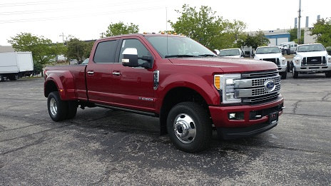2017 F-350 Crew Cab DRW 4x4, Pickup #3333 - photo 4