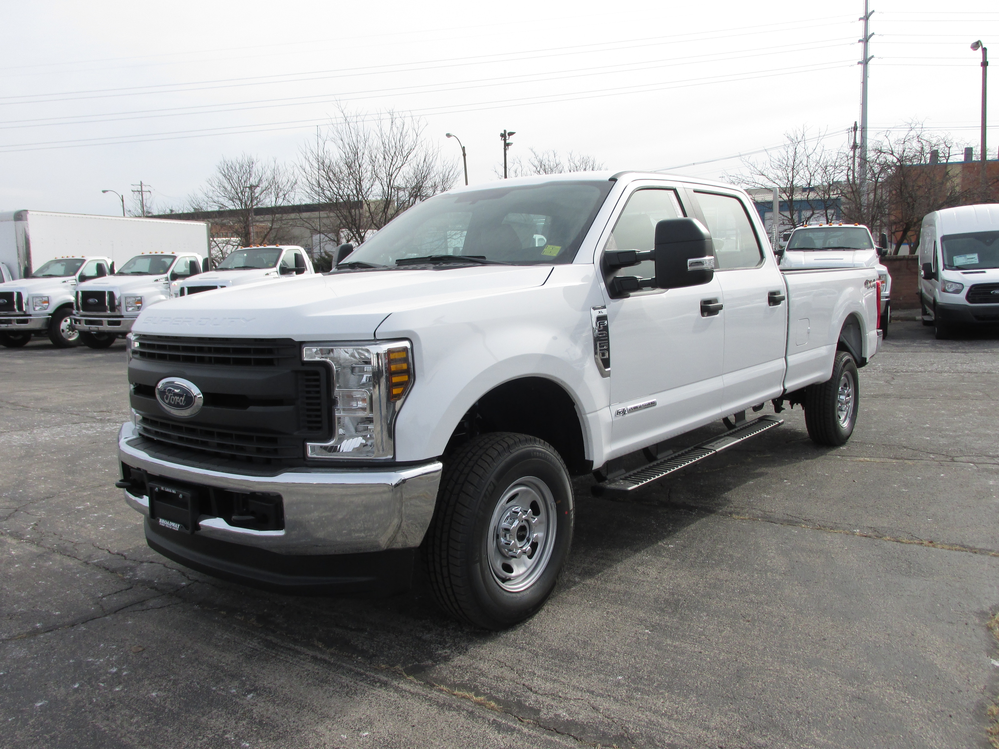 2018 F-250 Crew Cab 4x4, Pickup #3380 - photo 3