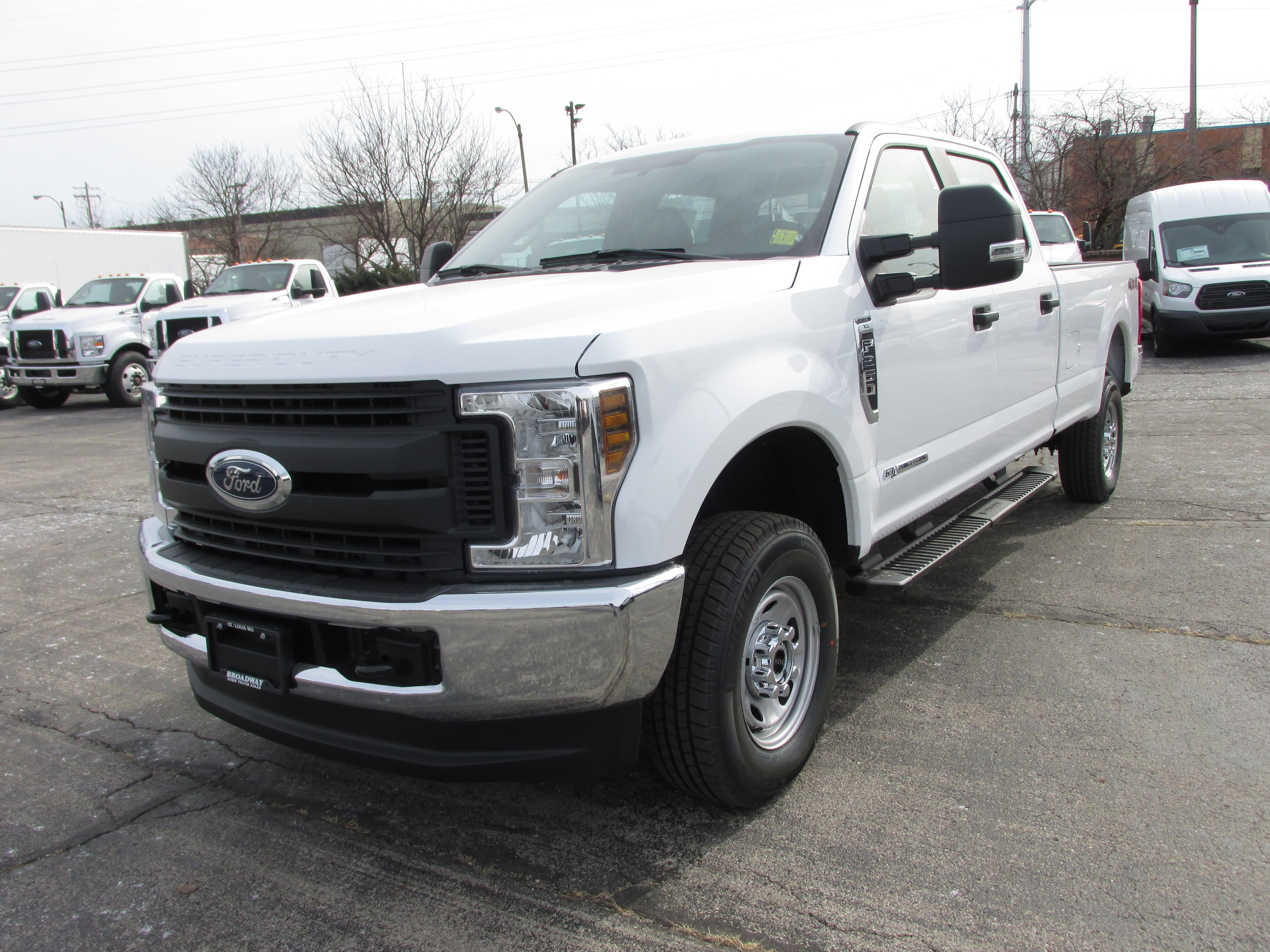2018 F-250 Crew Cab 4x4, Pickup #3380 - photo 19