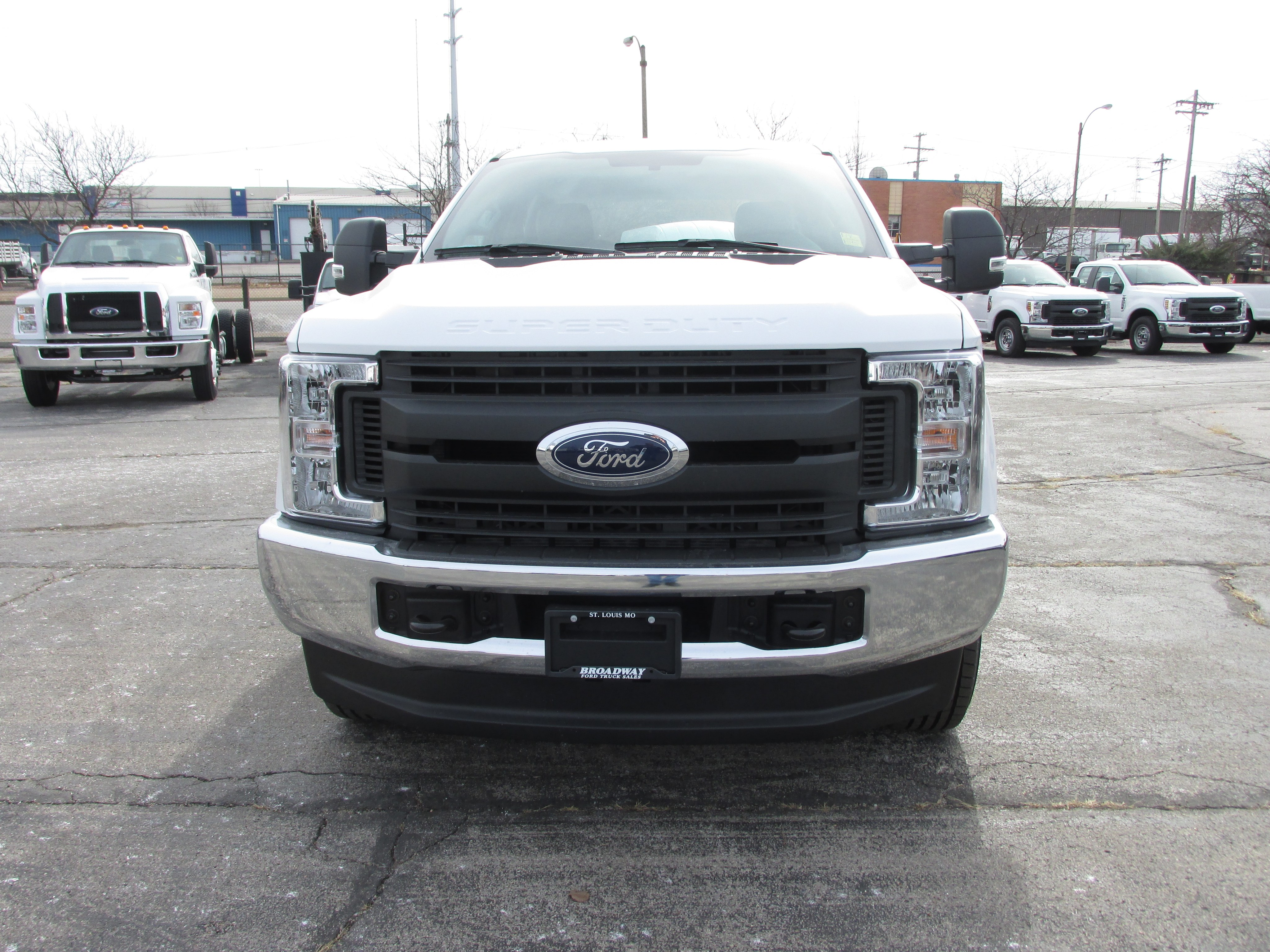 2018 F-250 Crew Cab 4x4, Pickup #3380 - photo 4