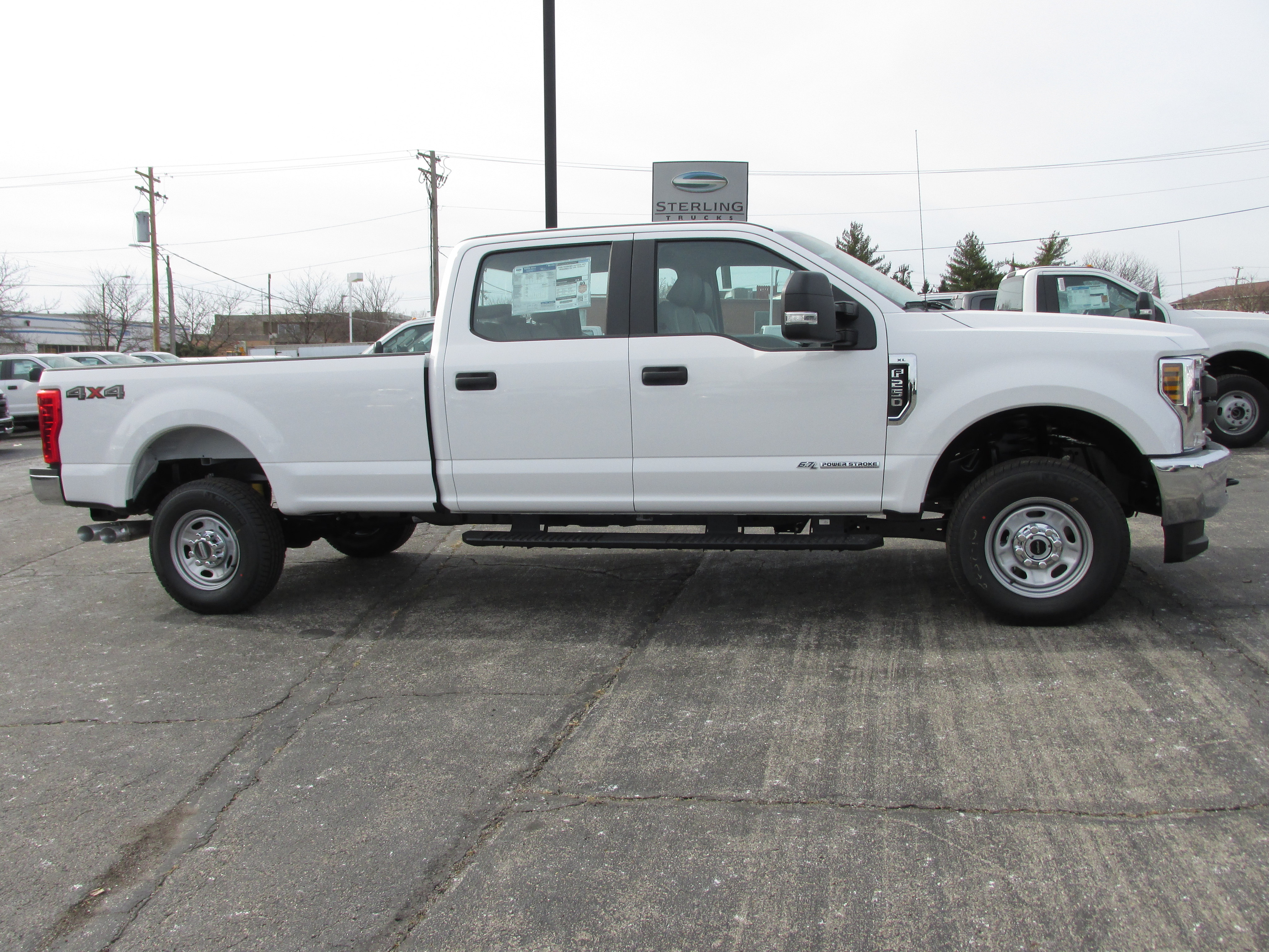 2018 F-250 Crew Cab 4x4, Pickup #3380 - photo 5
