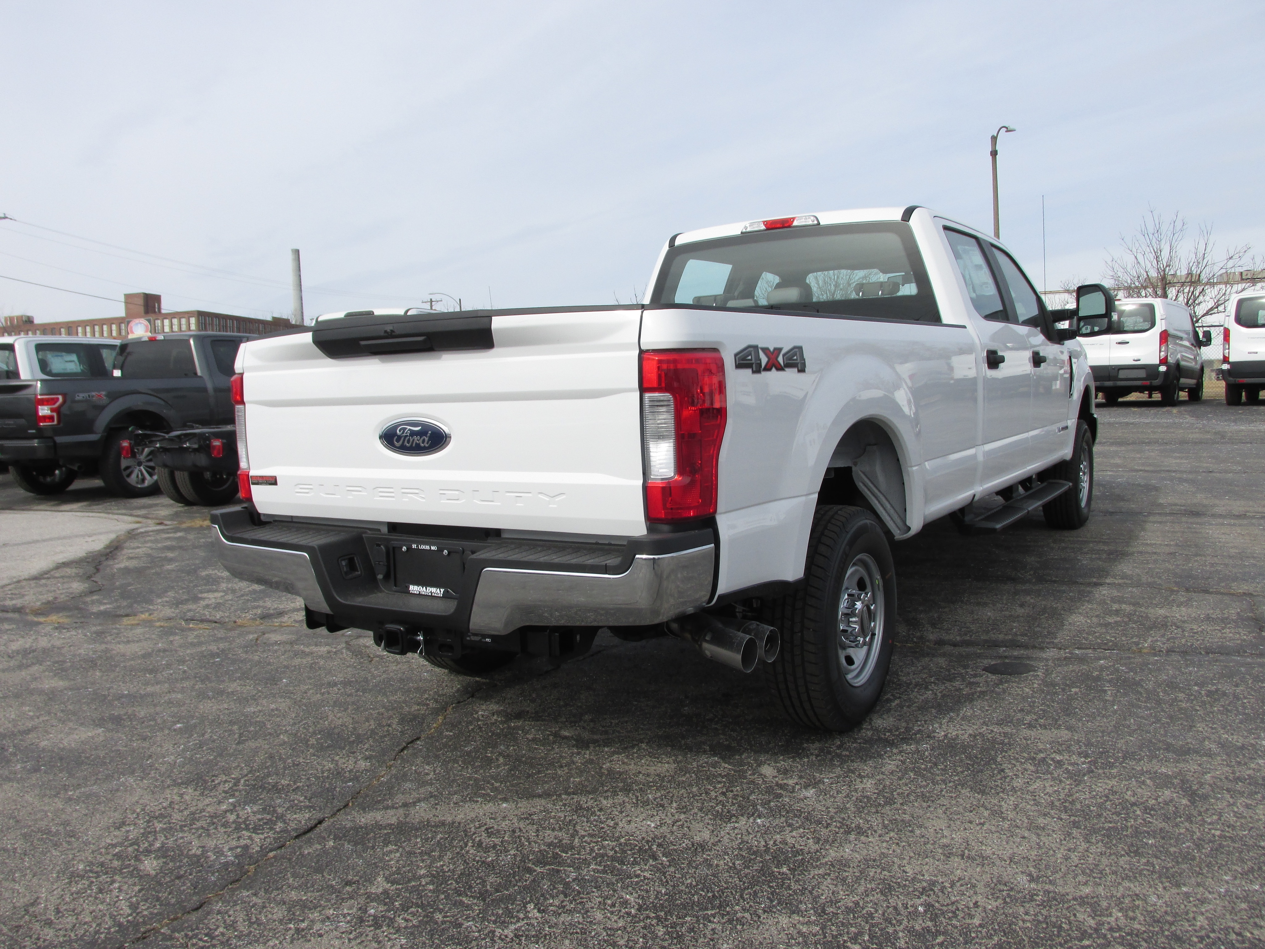 2018 F-250 Crew Cab 4x4, Pickup #3380 - photo 2