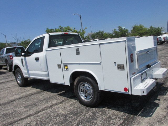 2018 F-250 Regular Cab 4x2,  Reading Service Body #3406 - photo 2