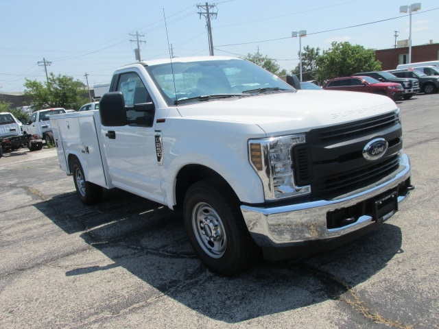 2018 F-250 Regular Cab 4x2,  Reading Service Body #3406 - photo 4