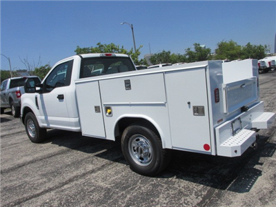 2018 F-250 Regular Cab 4x2,  Reading SL Service Body #3406 - photo 2
