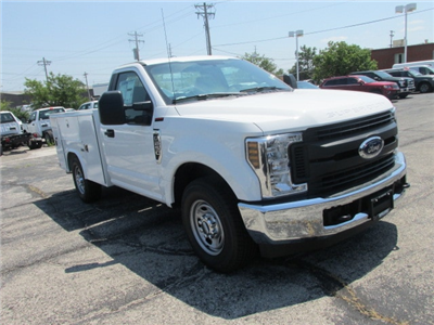 2018 F-250 Regular Cab 4x2,  Reading SL Service Body #3406 - photo 4