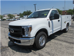 2018 F-250 Regular Cab 4x2,  Reading Service Body #3406 - photo 1