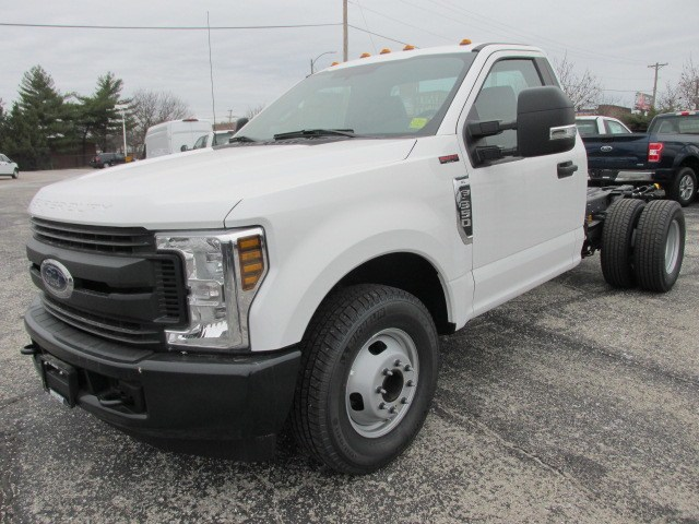 2019 F-350 Regular Cab DRW 4x2,  Cab Chassis #3423 - photo 19