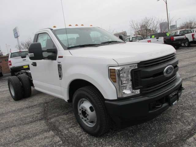2019 F-350 Regular Cab DRW 4x2,  Cab Chassis #3423 - photo 4
