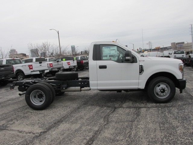 2019 F-350 Regular Cab DRW 4x2,  Cab Chassis #3423 - photo 5