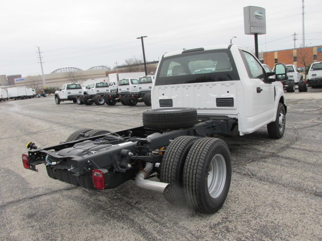 2019 F-350 Regular Cab DRW 4x2,  Cab Chassis #3423 - photo 6