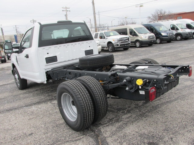 2019 F-350 Regular Cab DRW 4x2,  Cab Chassis #3423 - photo 2