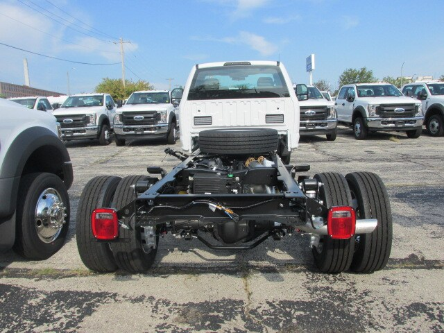 2019 Ford F-550 Regular Cab DRW 4x2, Cab Chassis #4012 - photo 1