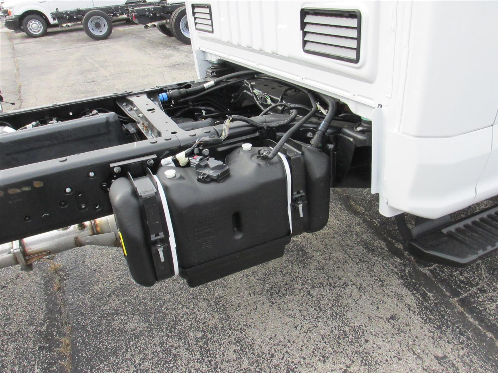 2019 Ford F-550 Regular Cab DRW 4x4, Cab Chassis #4054 - photo 1