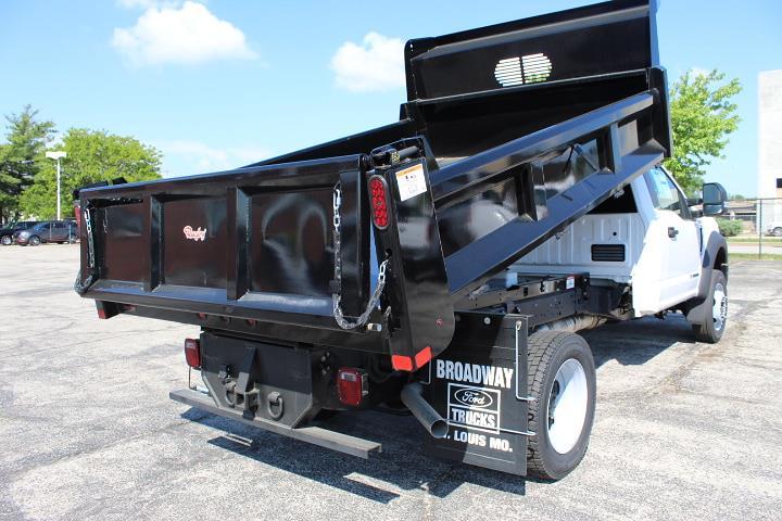 2020 Ford F-450 Regular Cab DRW 4x2, Rugby Dump Body #4218 - photo 1