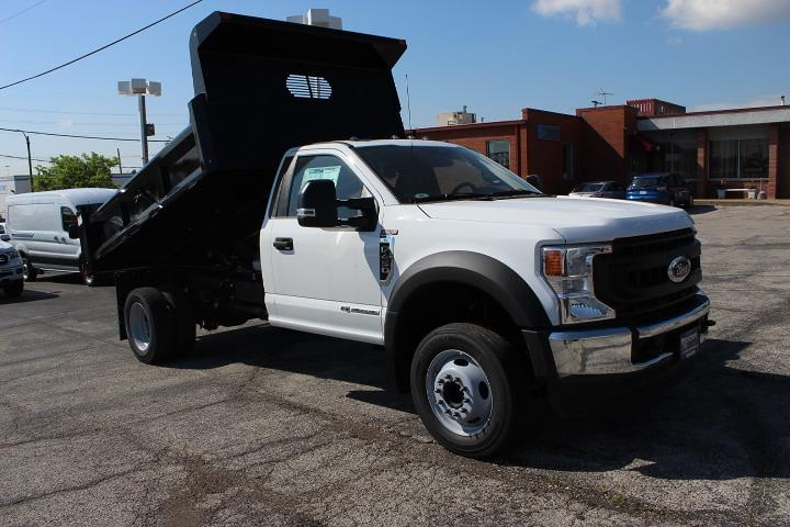 2020 Ford F-450 Regular Cab DRW 4x2, Rugby Dump Body #4218 - photo 1