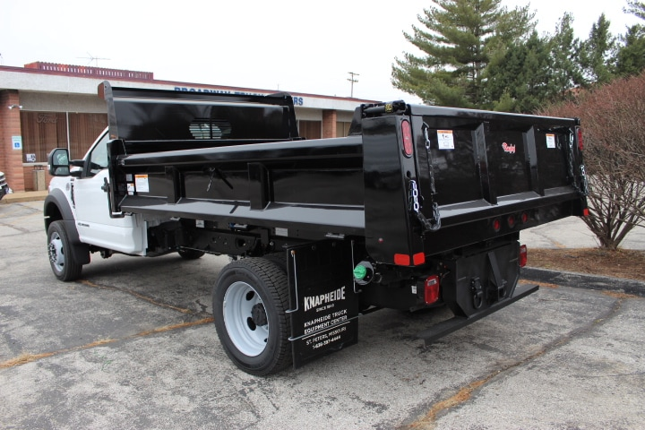 2020 Ford F-550 Regular Cab DRW 4x2, Knapheide Dump Body #4223 - photo 1