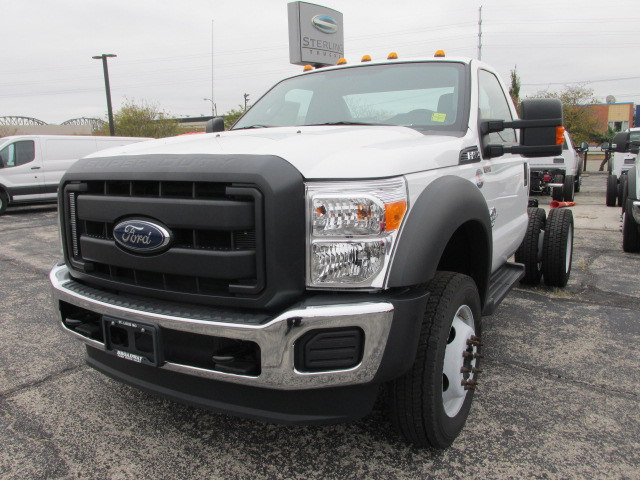 2016 F-450 Regular Cab DRW 4x4 Cab Chassis #4613 - photo 1