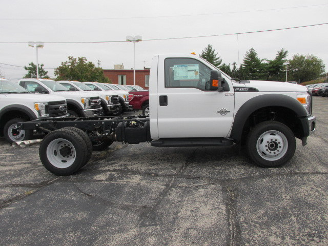 2016 F-450 Regular Cab DRW 4x4 Cab Chassis #4613 - photo 5
