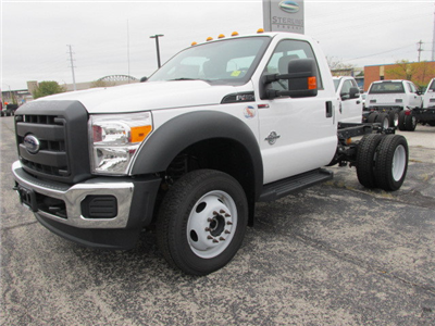 2016 F-450 Regular Cab DRW 4x4 Cab Chassis #4613 - photo 25
