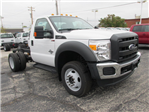 2016 F-450 Regular Cab DRW 4x4 Cab Chassis #4613 - photo 4