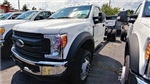 2017 F-550 Regular Cab DRW 4x4, Cab Chassis #4711 - photo 1