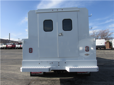 2017 F-450 Regular Cab DRW 4x2,  Reading Panel and Tapered Panel Body Service Utility Van #4745 - photo 14