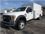 2017 F-450 Regular Cab DRW, Reading Service Utility Van #4745 - photo 1