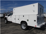 2017 F-450 Regular Cab DRW 4x2,  Reading Panel and Tapered Panel Body Service Utility Van #4745 - photo 19