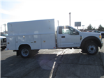 2017 F-450 Regular Cab DRW 4x2,  Reading Panel and Tapered Panel Body Service Utility Van #4745 - photo 12