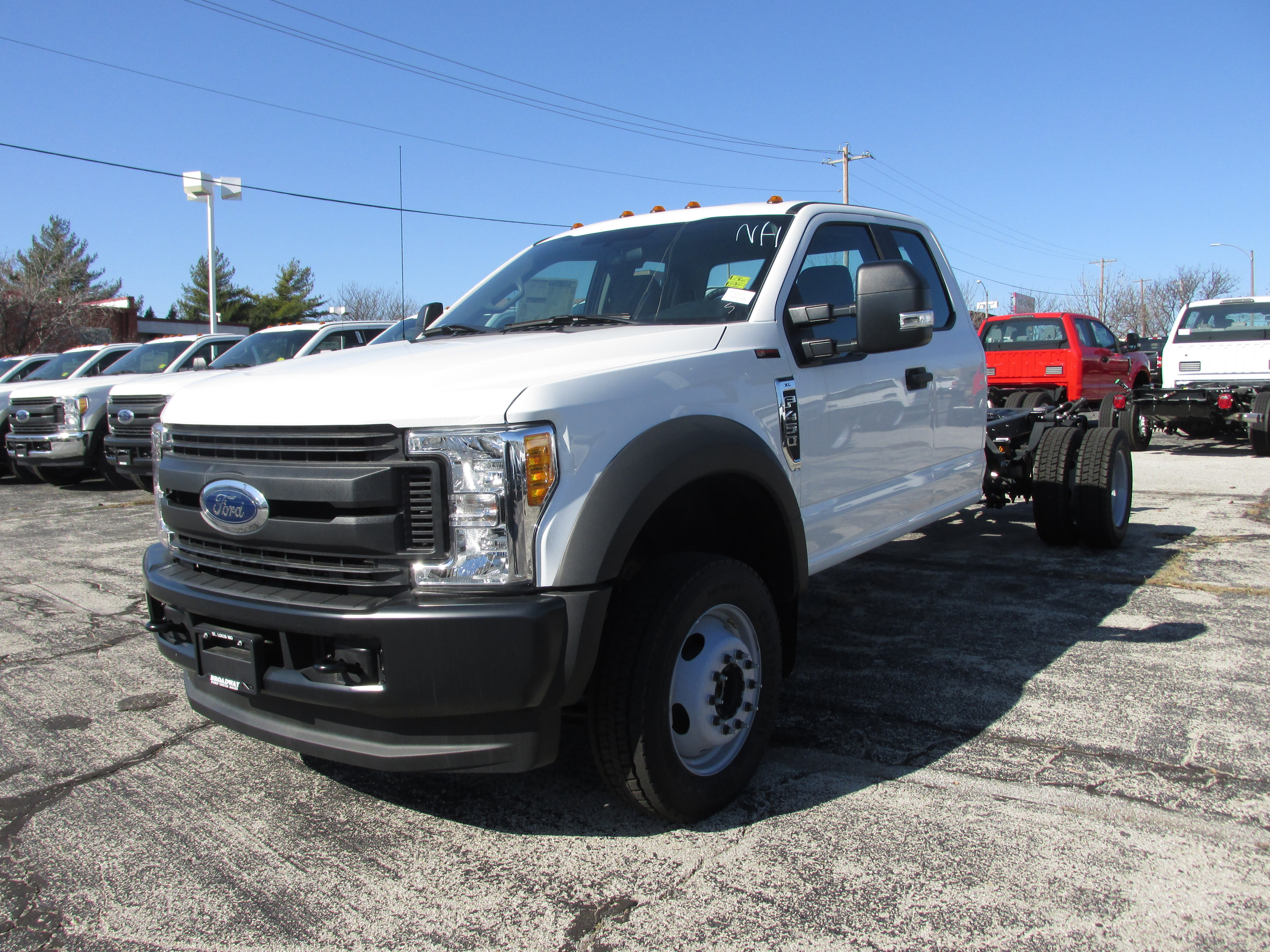 2017 F-450 Super Cab DRW 4x4,  Cab Chassis #4783 - photo 21