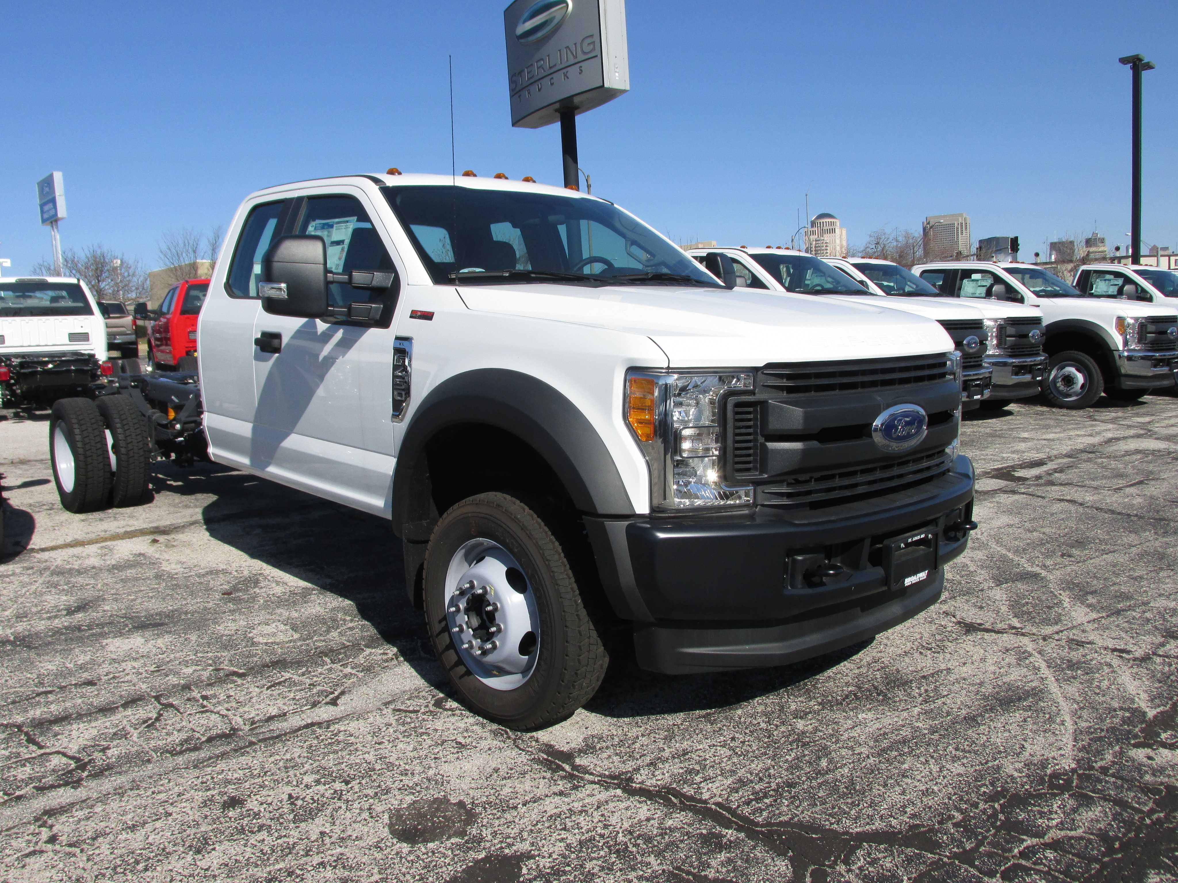 2017 F-450 Super Cab DRW 4x4,  Cab Chassis #4783 - photo 4