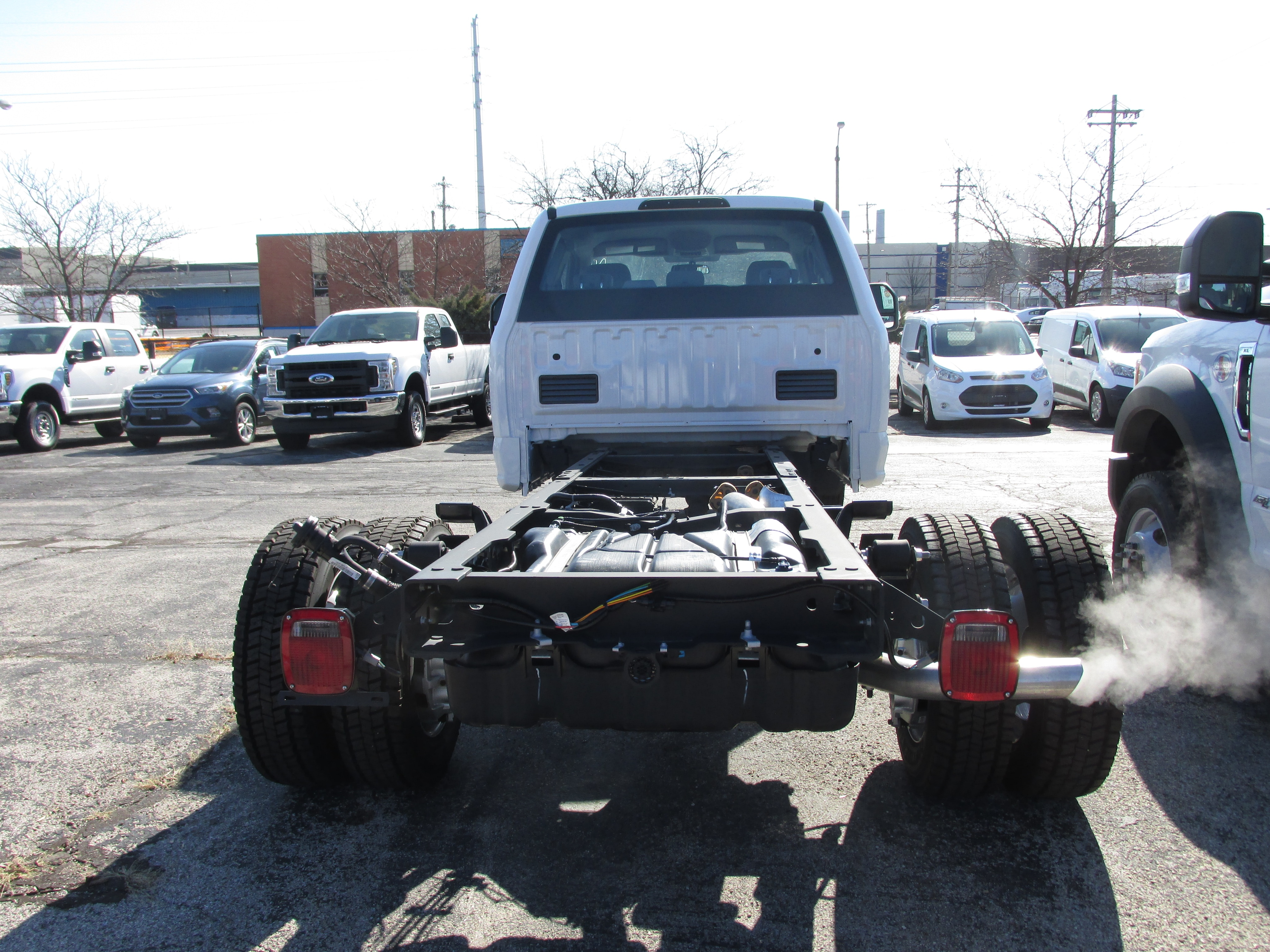 2017 F-450 Super Cab DRW 4x4,  Cab Chassis #4783 - photo 2